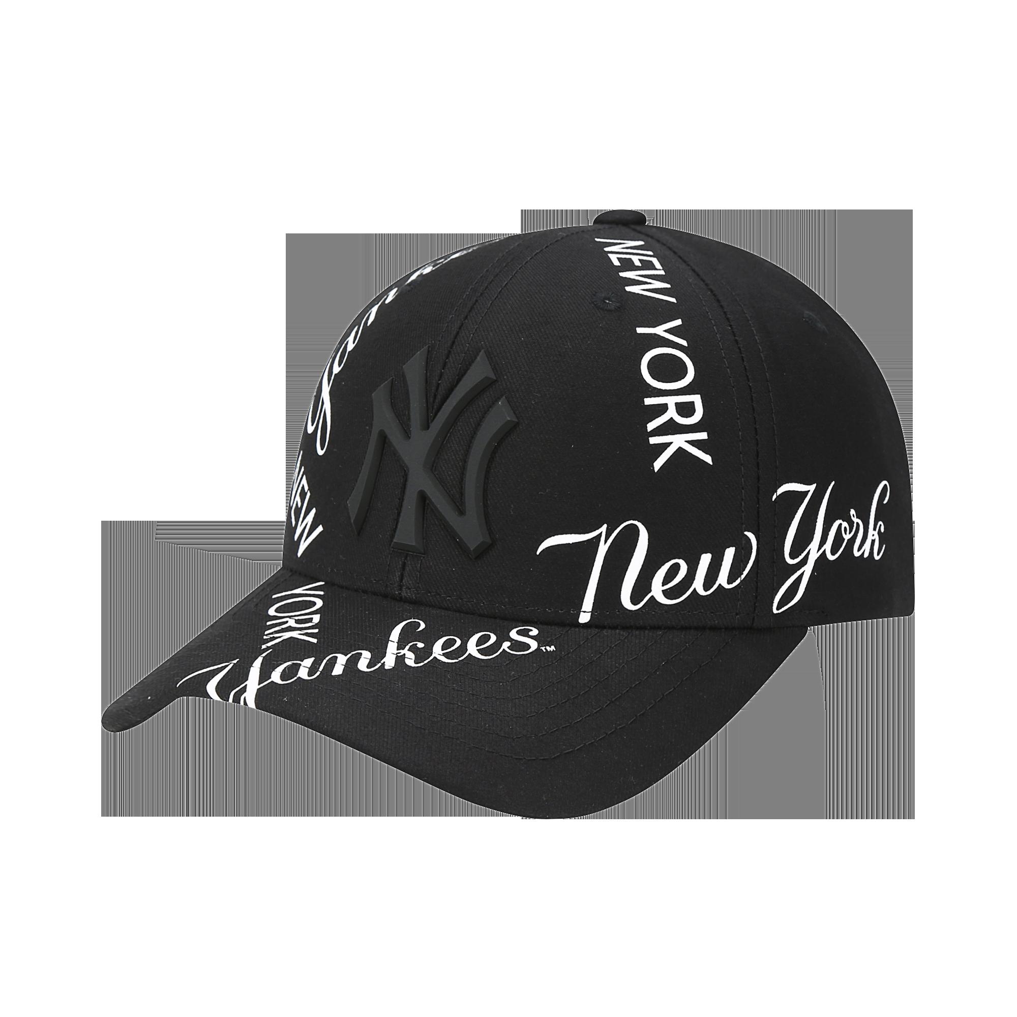 뉴욕양키스 하이스트릭트 커브캡