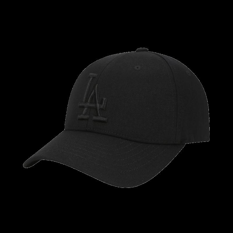 엠엘비(MLB) AW 쉐도우 커브캡 LA (BLACK)