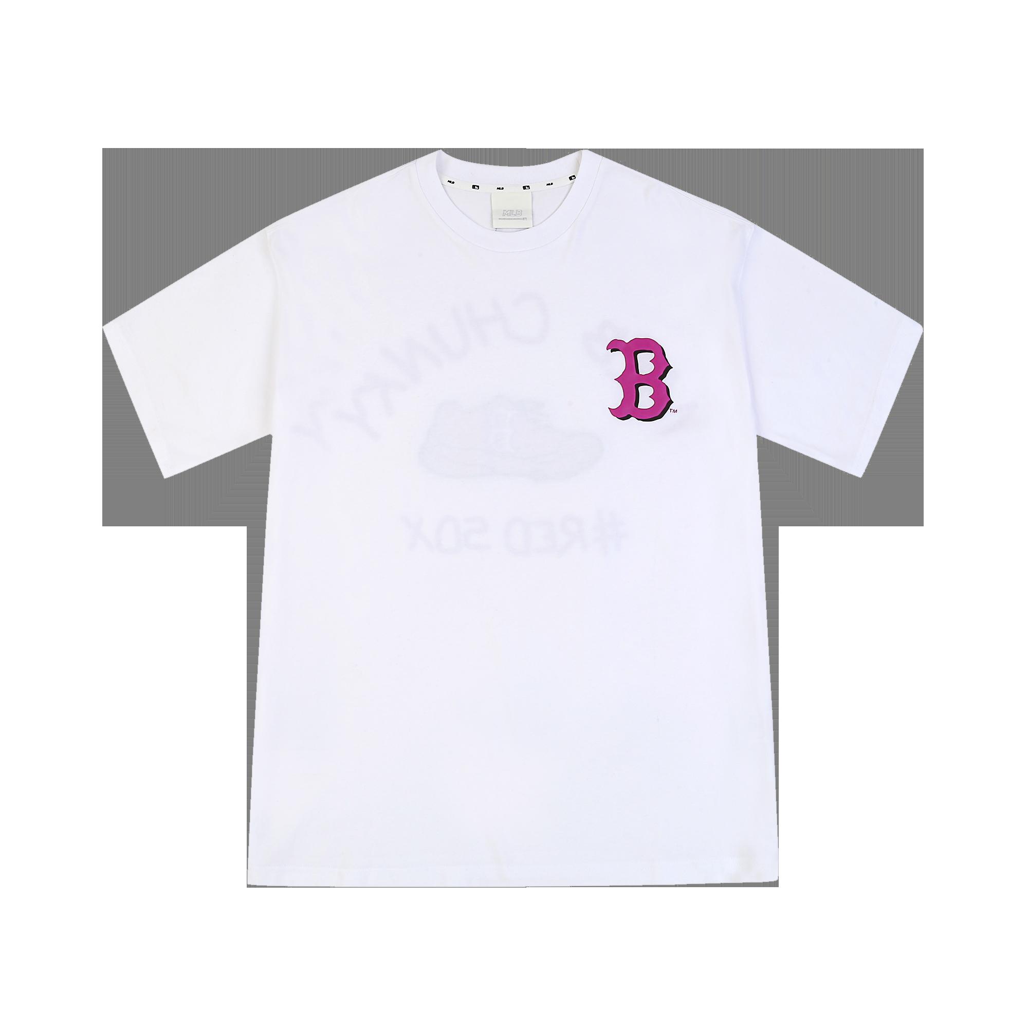 청키 반팔 티셔츠 보스턴 레드삭스