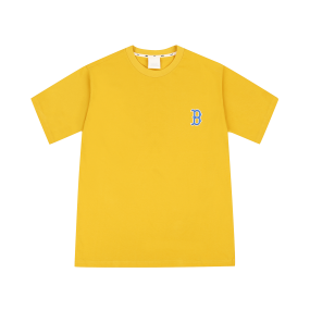 로고 프린팅 반팔 티셔츠 보스턴 레드삭스