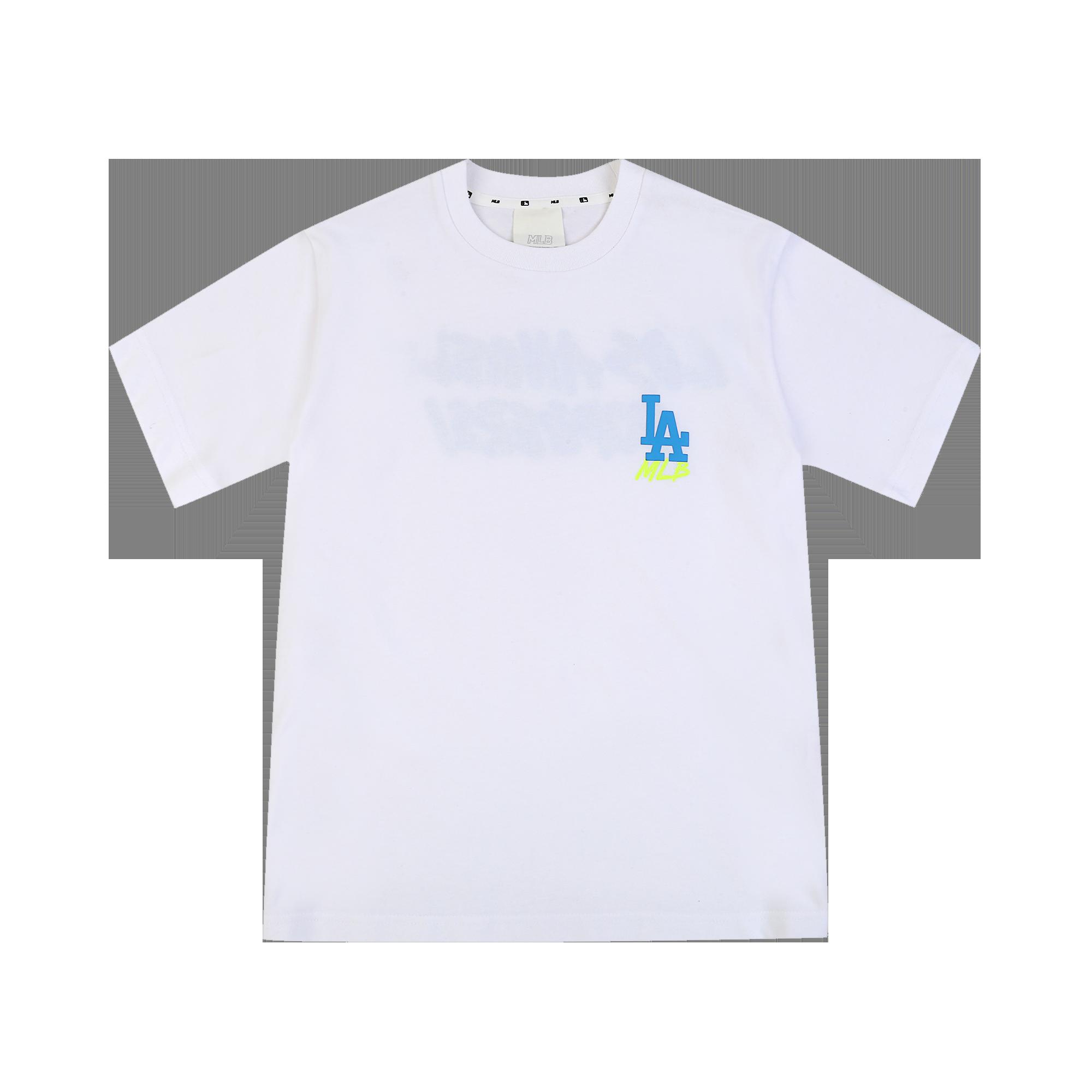 베이스 로고 반팔 티셔츠 LA다저스