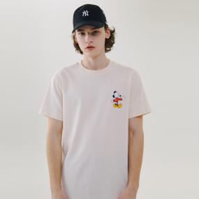 MLB X DISNEY 액션 반팔 티셔츠 보스턴 레드삭스