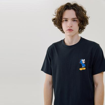 MLB X DISNEY 액션 반팔 티셔츠 뉴욕양키스