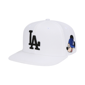 MLB X DISNEY 스냅백 LA다저스