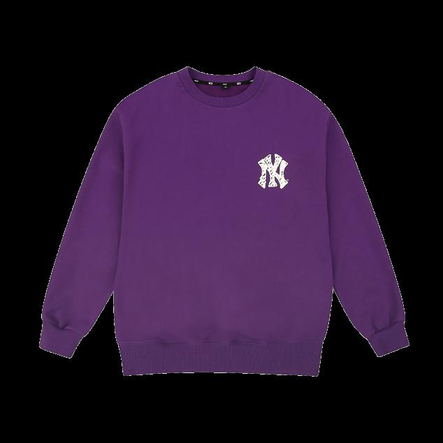 MLBLIKE 오버핏 맨투맨 뉴욕양키스