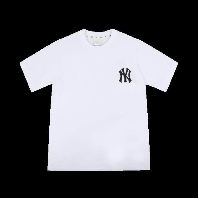 팝콘 반팔 티셔츠 뉴욕양키스