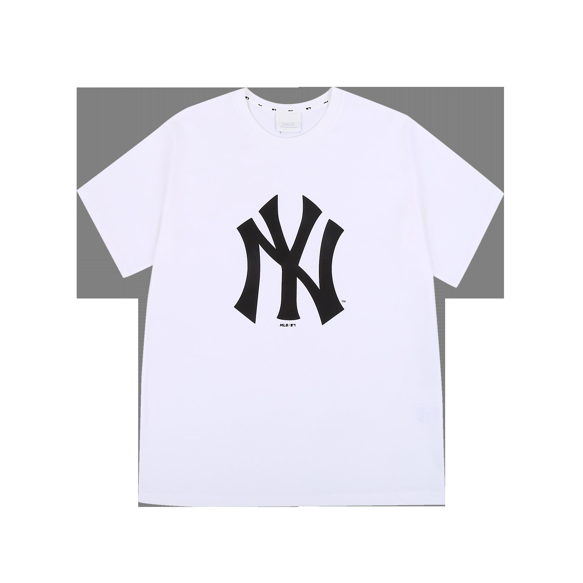 빅로고 페이스 반팔 티셔츠 뉴욕양키스