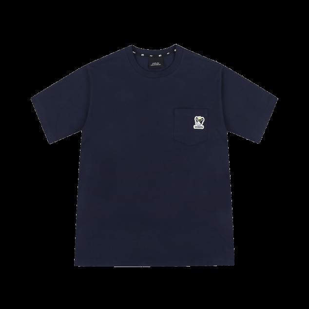 포켓 바크 반팔 티셔츠 뉴욕양키스