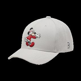 MLB X DISNEY 커브조절캡 보스턴 레드삭스