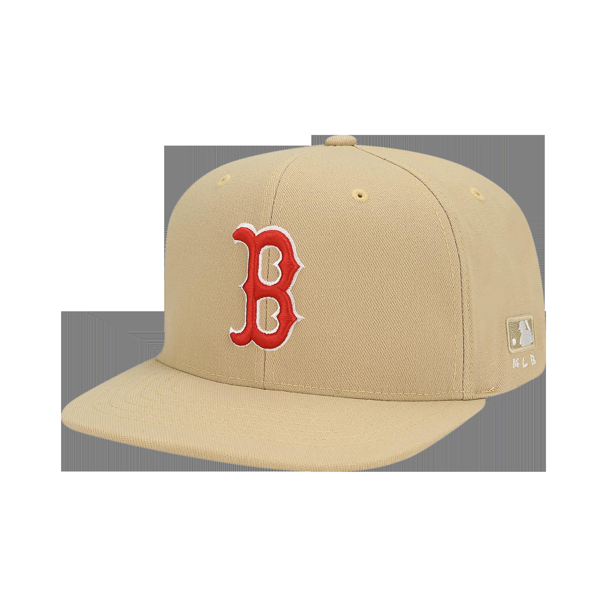 어센틱 스냅백 보스턴 레드삭스