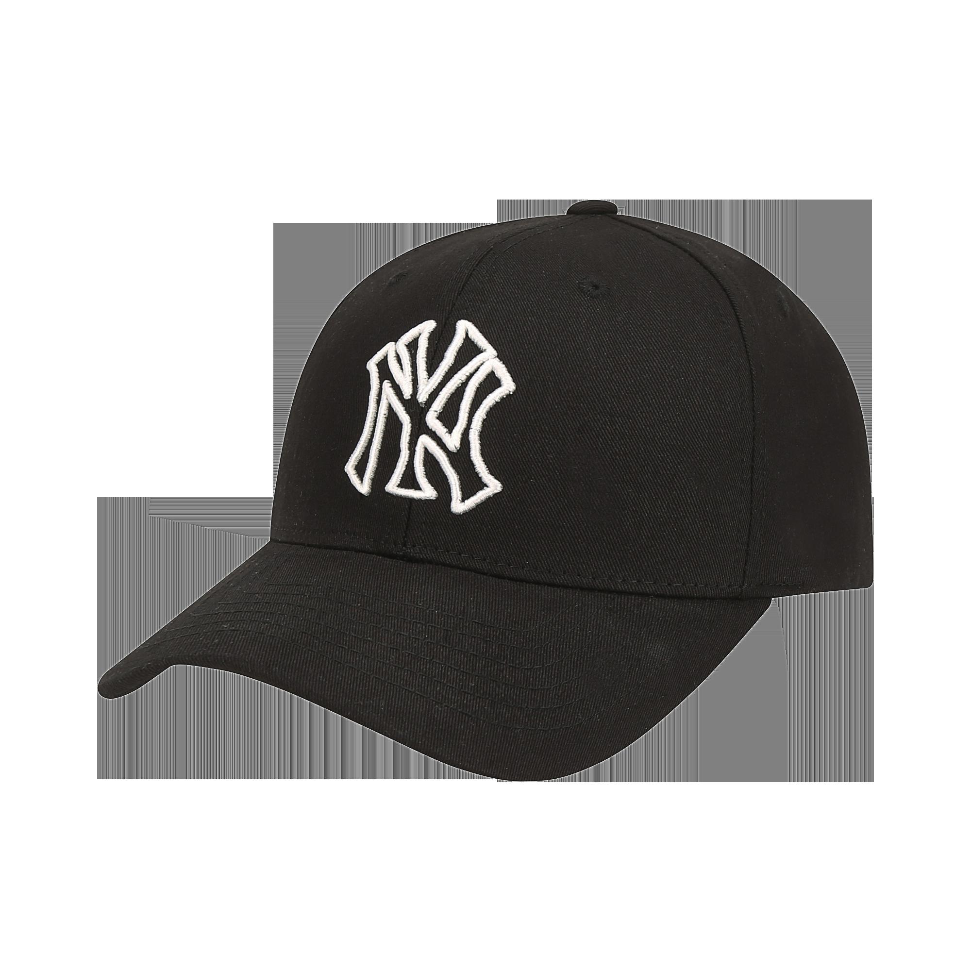 팝콘 MLB LIKE 커브조절캡 뉴욕양키스