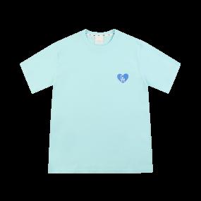 하트 베이직 반팔 티셔츠 LA다저스