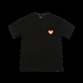 하트 베이직 반팔 티셔츠 뉴욕양키스