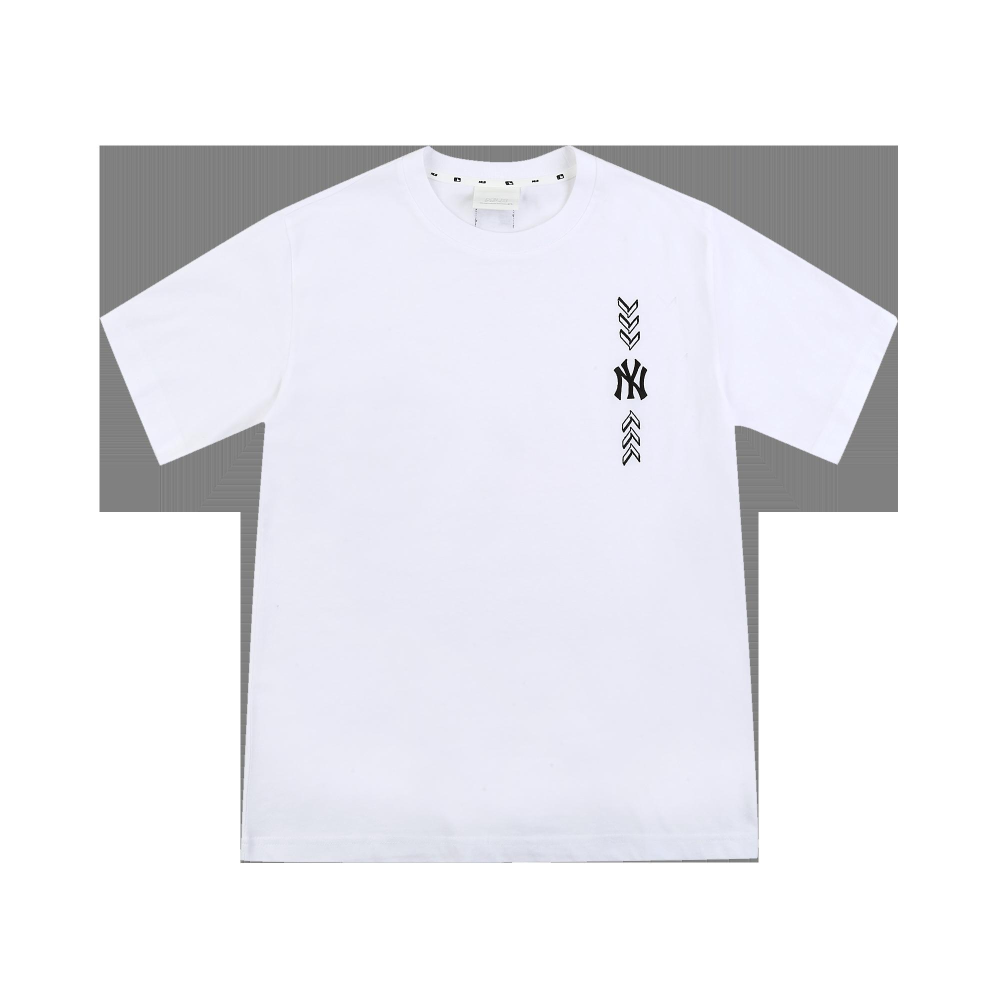 심볼 베이직 반팔 티셔츠 뉴욕양키스
