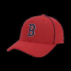 파이핑 커브캡 보스턴 레드삭스