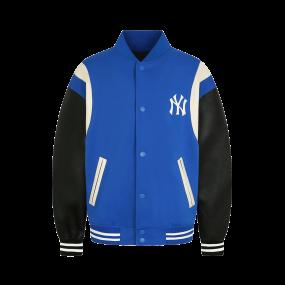 라인 디테일 맥스킨 야구점퍼 뉴욕양키스
