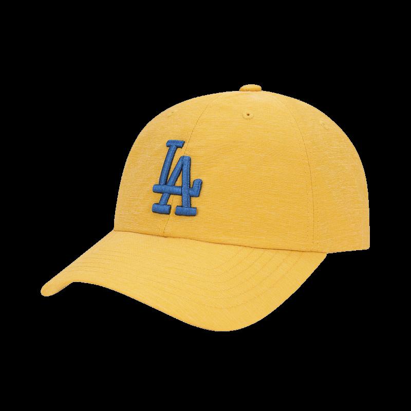 엠엘비(MLB) N-COVER 나일론 볼캡 LA (YELLOW)