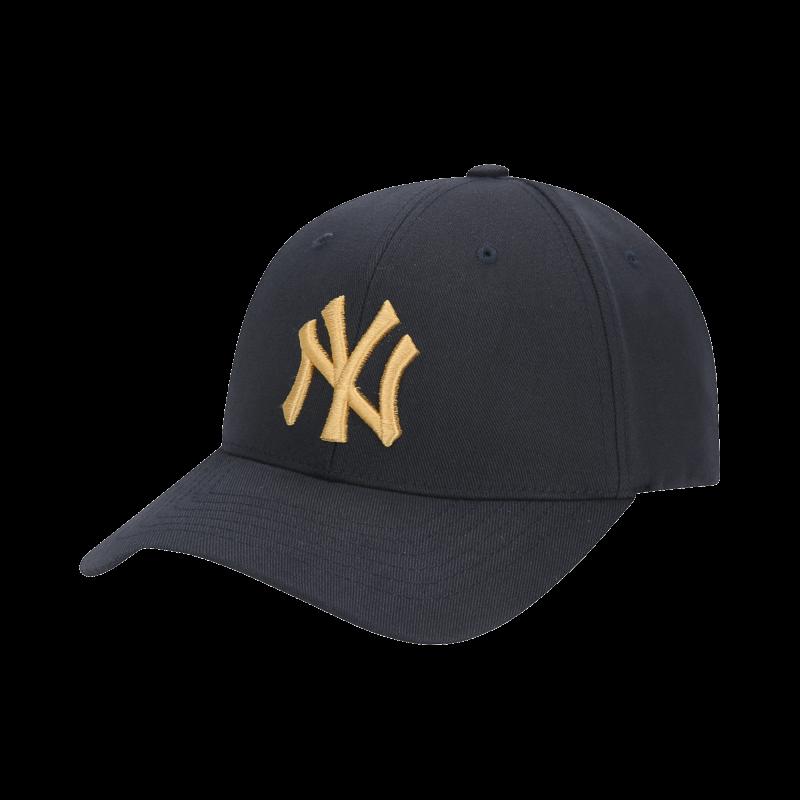 엠엘비(MLB) X-FLEX 커브조절캡 NY (BLACK)