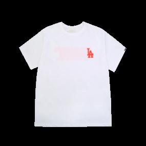 네온아트 헤리티지 오버핏 반팔 티셔츠 LA다저스