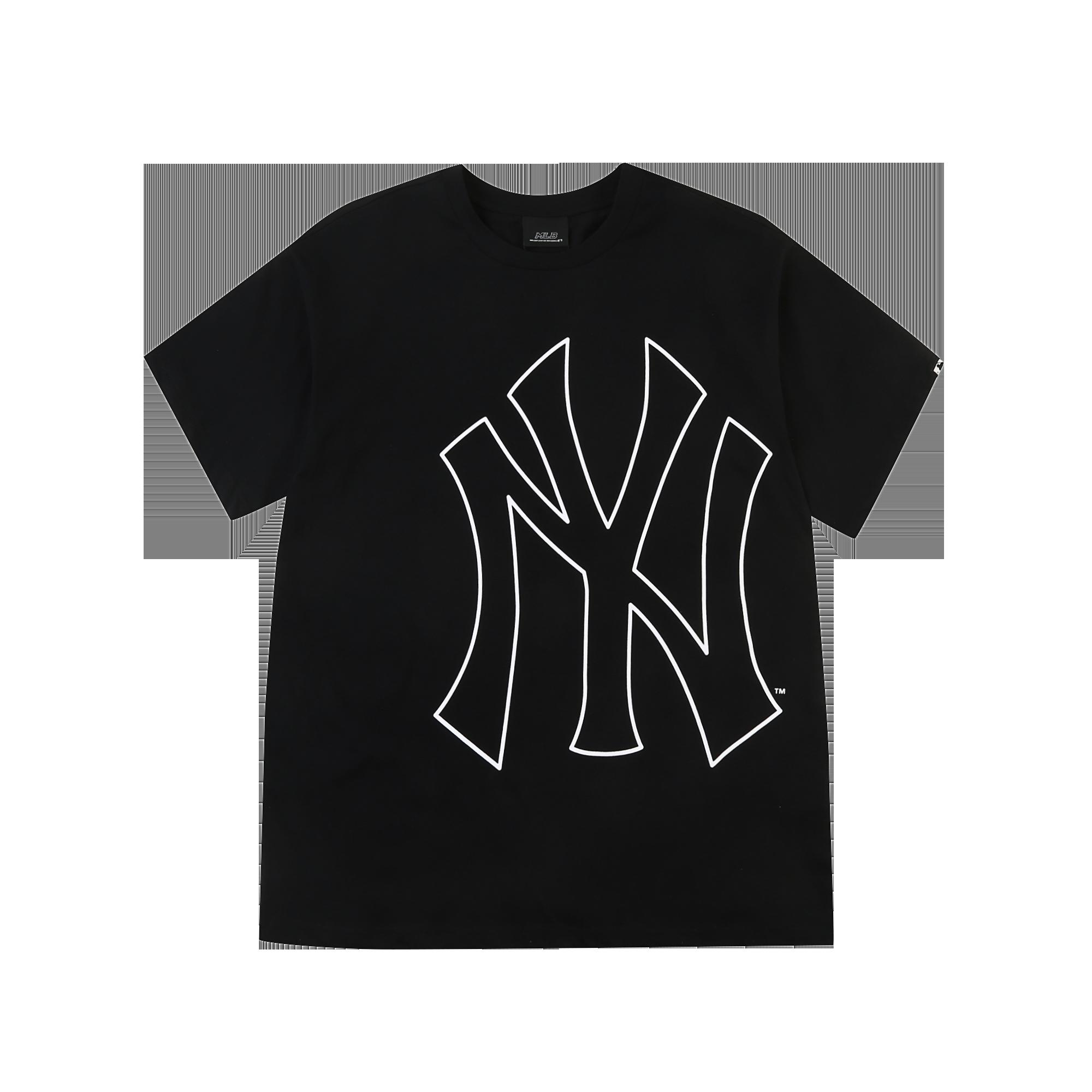 울트라 로고 오버핏 반팔 티셔츠 뉴욕양키스