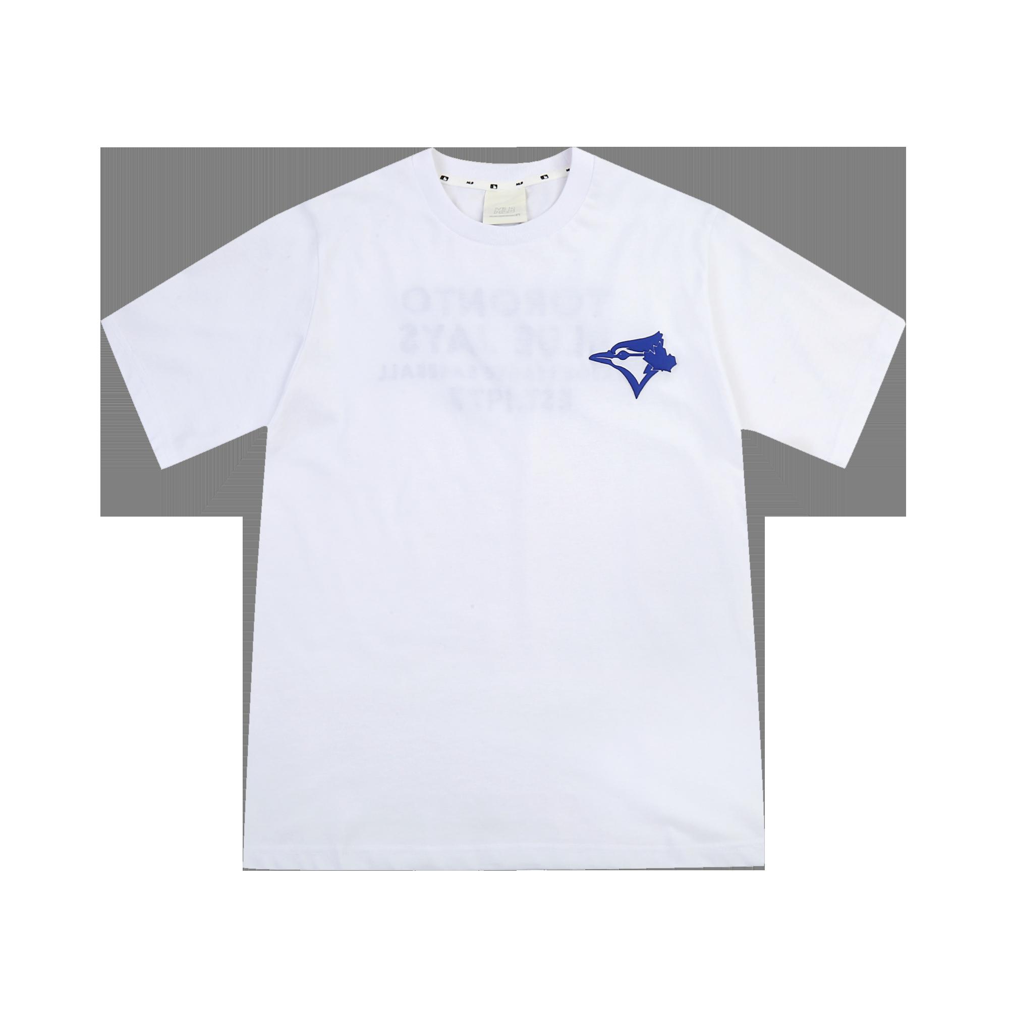 팝콘 반팔 티셔츠 토론토 블루제이스