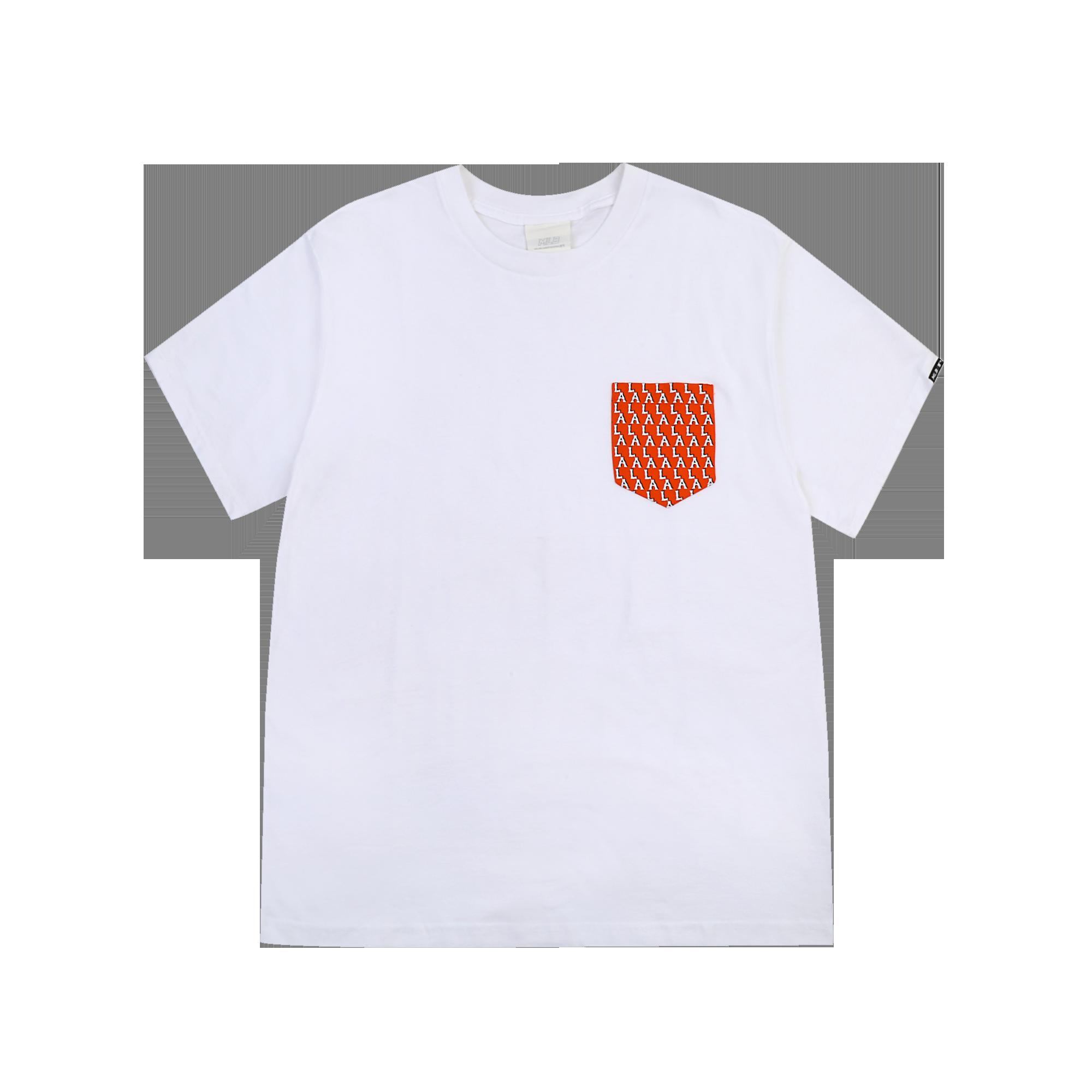 모노그램 포켓 반팔 티셔츠 LA다저스
