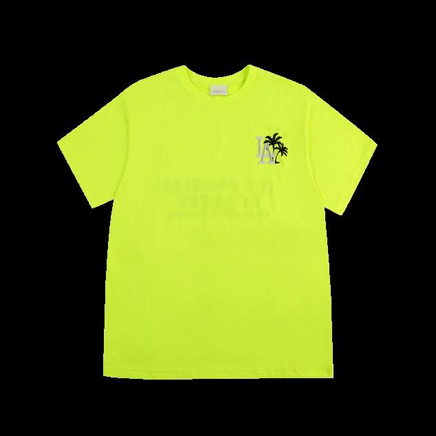 팜트리 오버핏 반팔 티셔츠 LA다저스