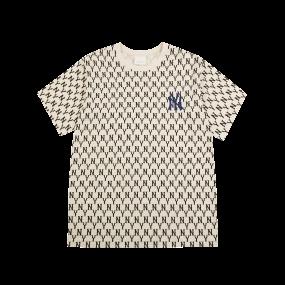 모노그램 그래픽 반팔 티셔츠 뉴욕양키스