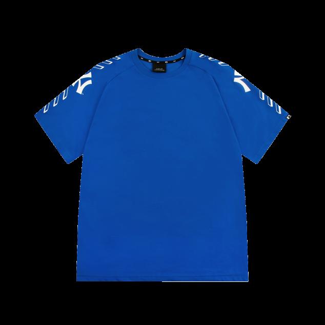 심볼 오버핏 반팔 티셔츠 뉴욕양키스