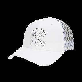 엠엘비 모노그램 매쉬캡 뉴욕양키스