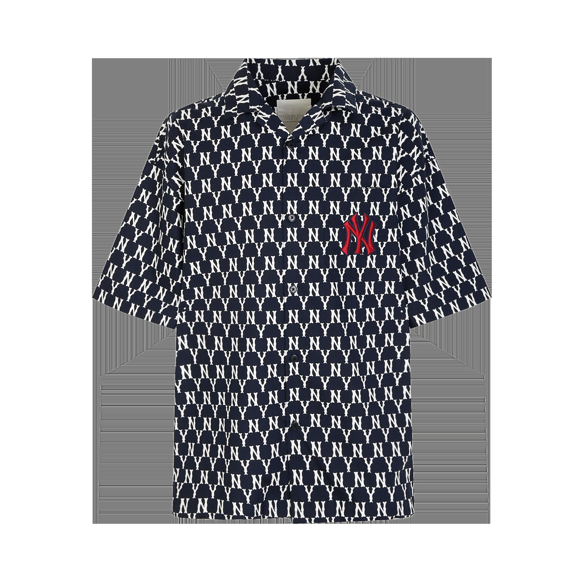 모노그램 셔츠 뉴욕양키스