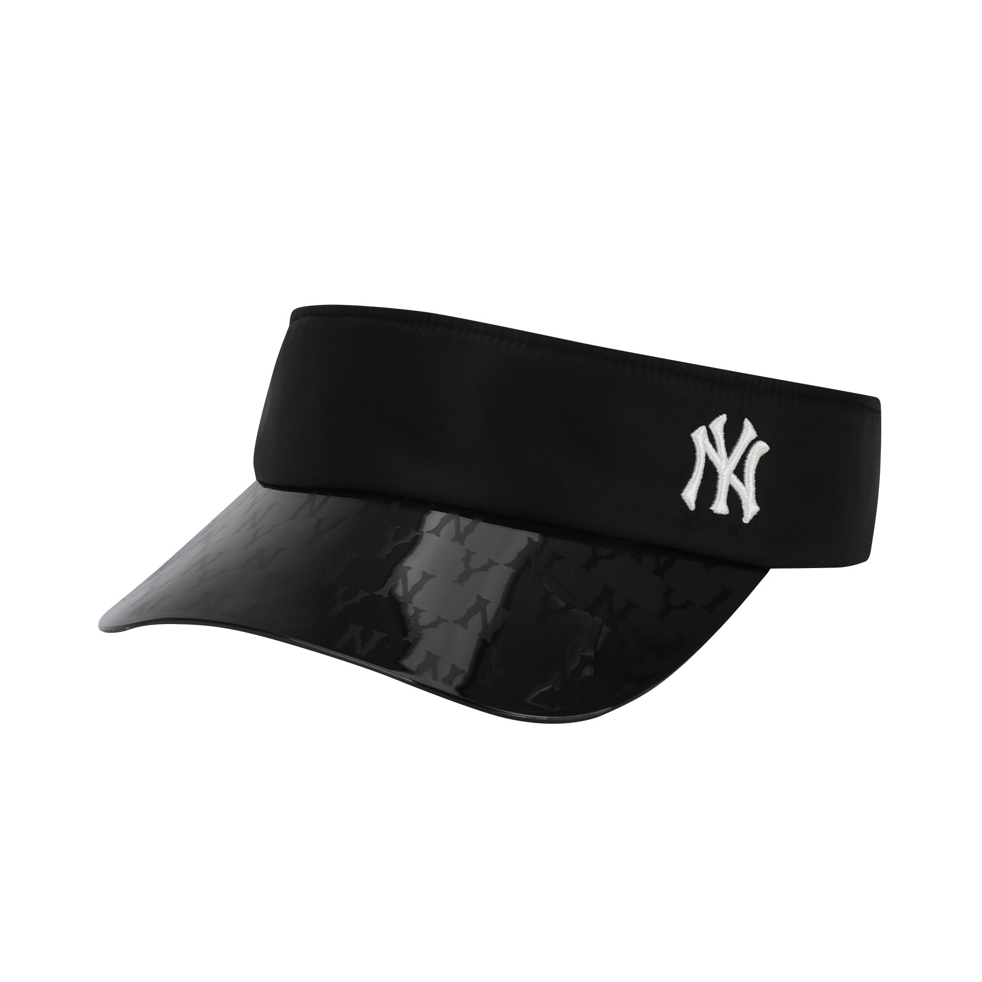 PVC 모노그램 썬캡 뉴욕양키스