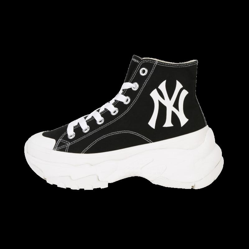 엠엘비(MLB) 청키 하이 NY (BLACK)