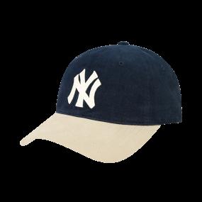 [볼캡] 배색 N-COVER 볼캡 뉴욕양키스
