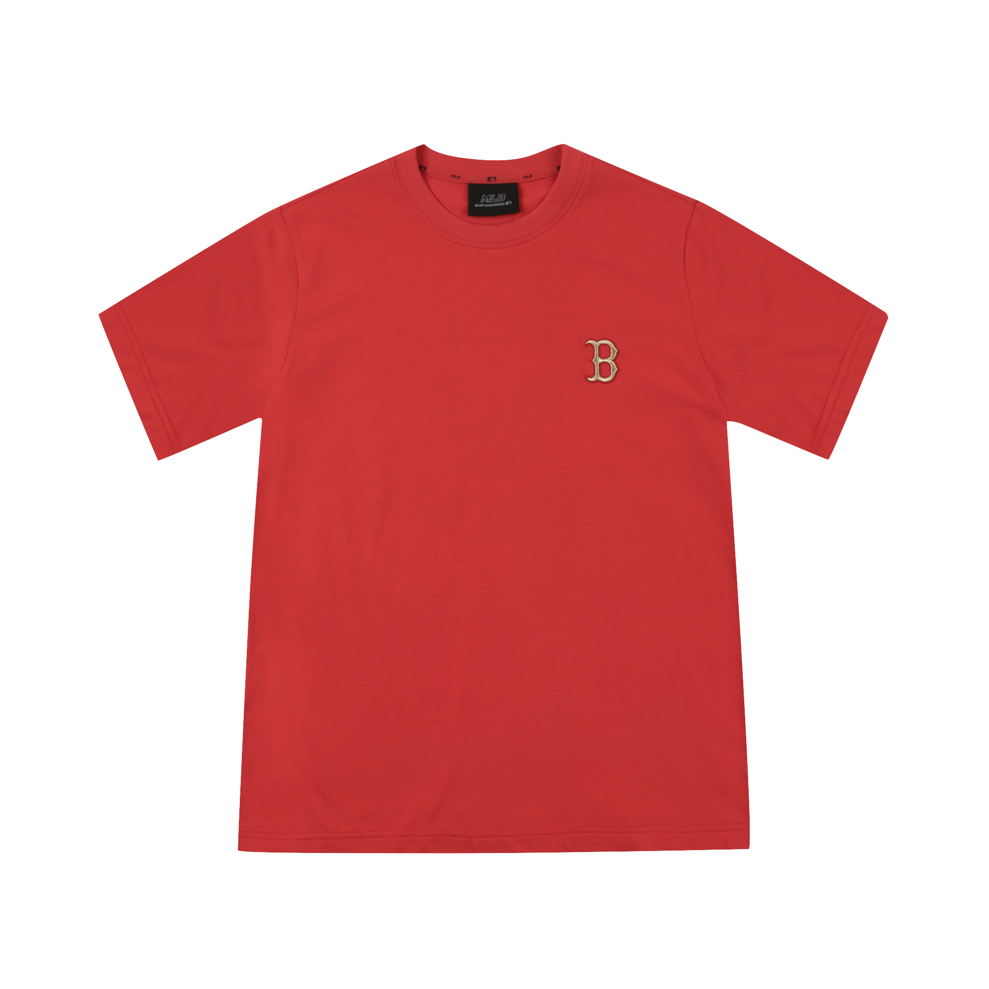 [해외전용] MLB X MICKEY MOUSE 3CIRCLE 반팔 티셔츠 보스턴 레드삭스