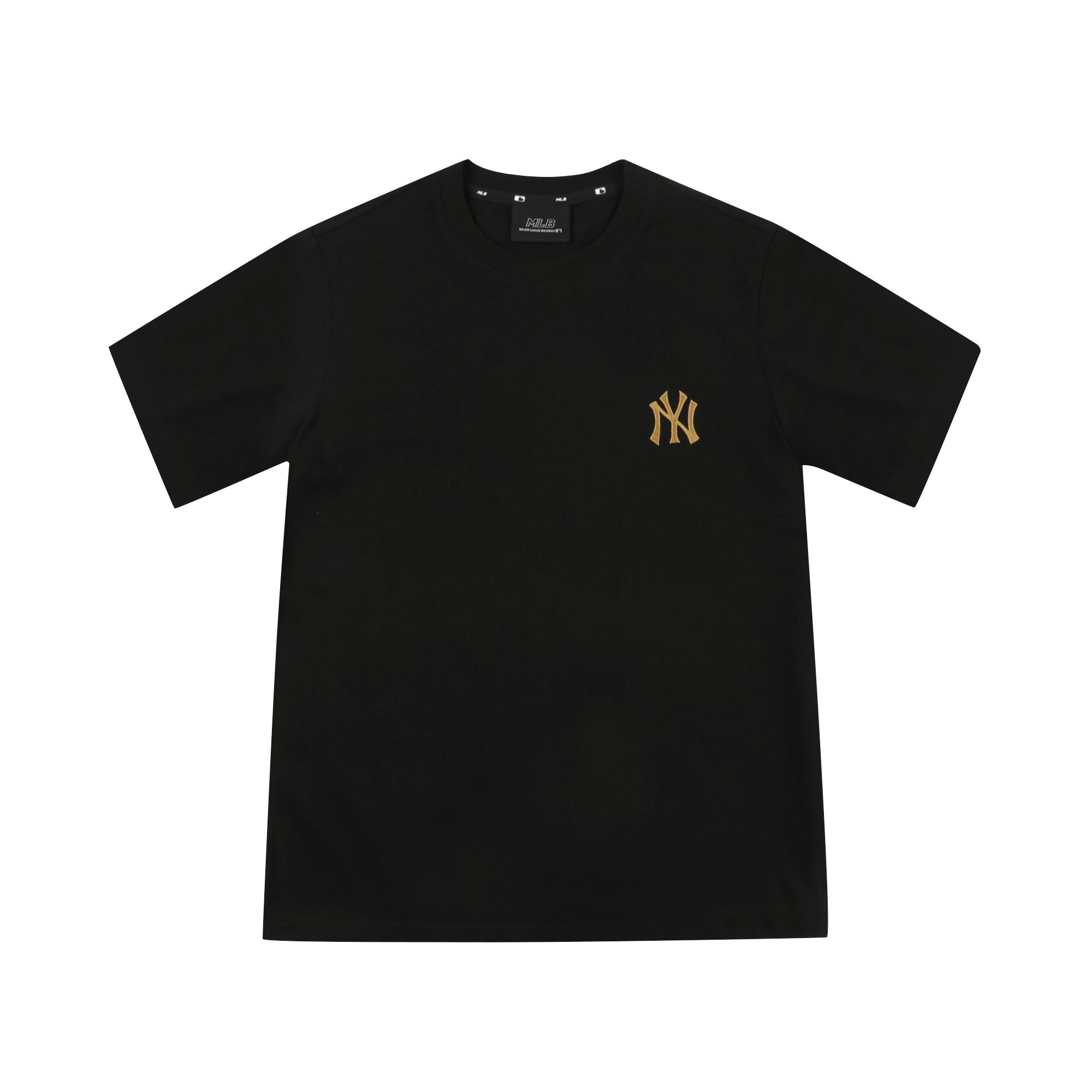 [해외전용] 체크체크 반팔 티셔츠 뉴욕양키스