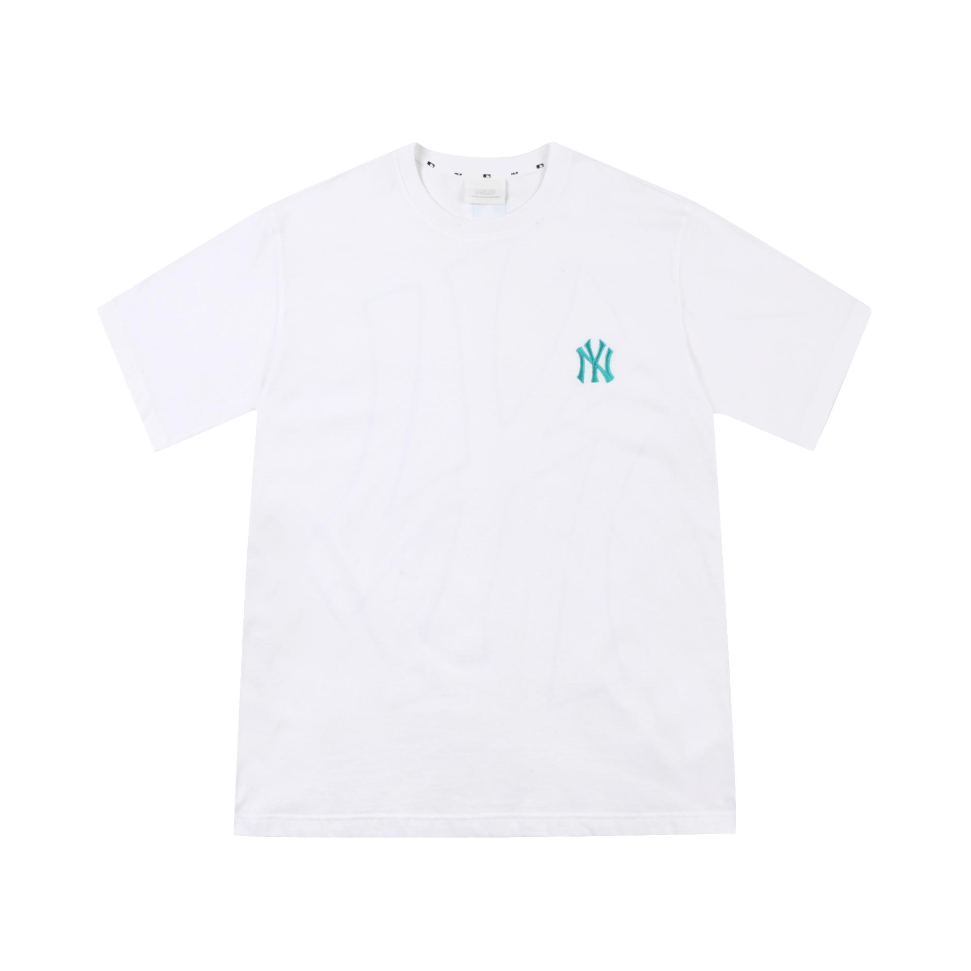 [해외전용] 메가로고 오버핏 반팔 티셔츠 뉴욕양키스