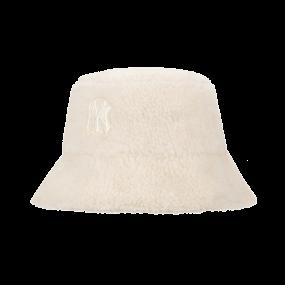 슈크림 양털 후리스 버킷햇 뉴욕양키스
