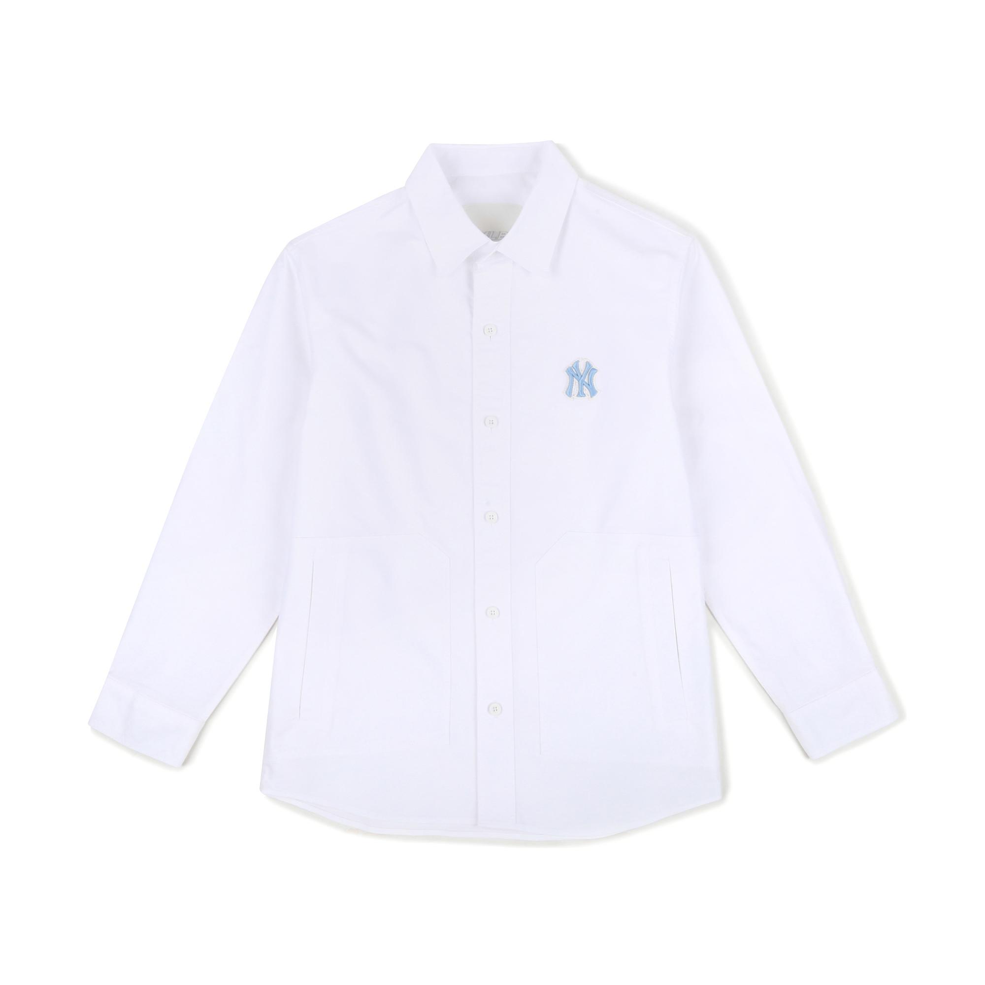 PRIDE TAG 아우터형 셔츠 뉴욕양키스