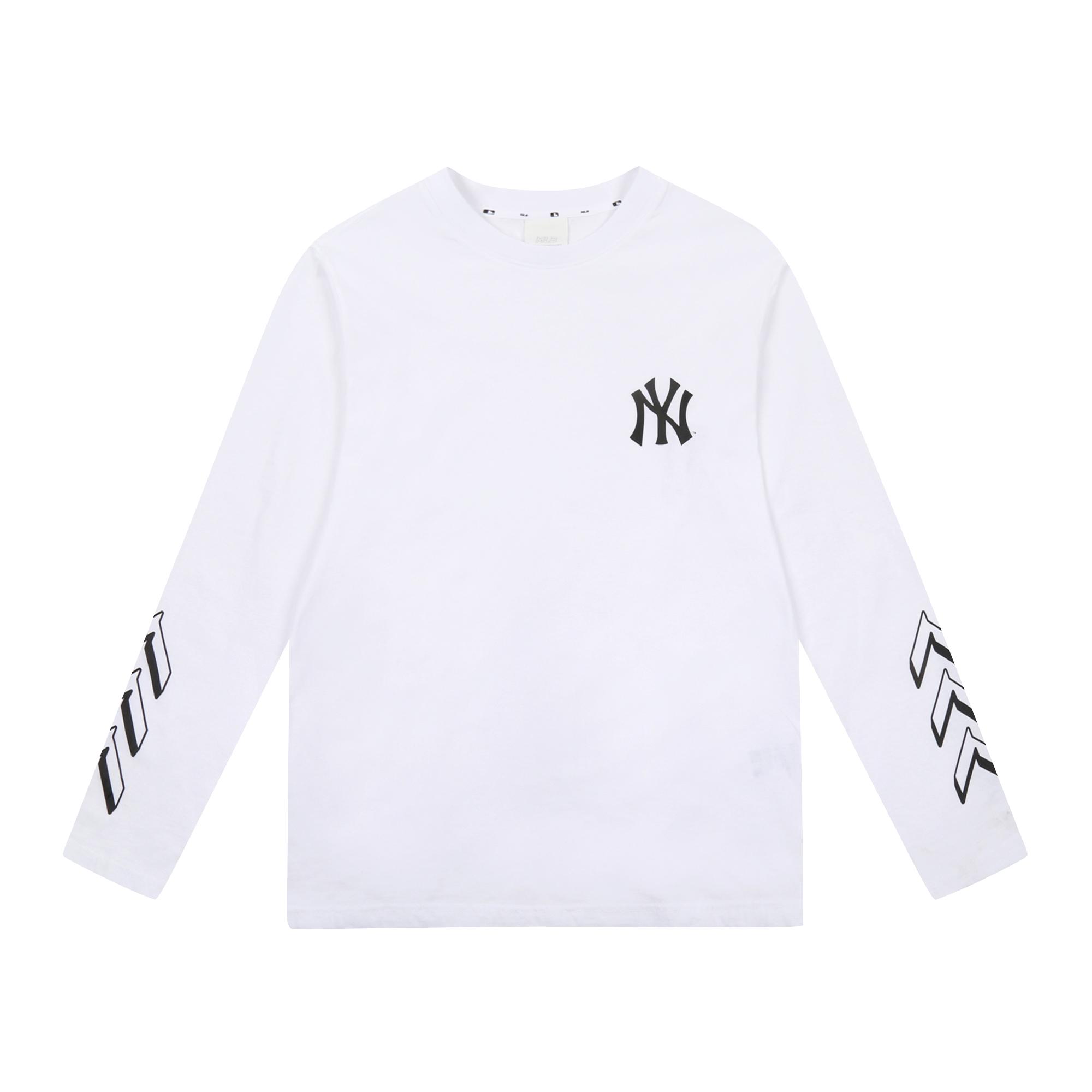씸볼 긴팔 티셔츠 뉴욕양키스