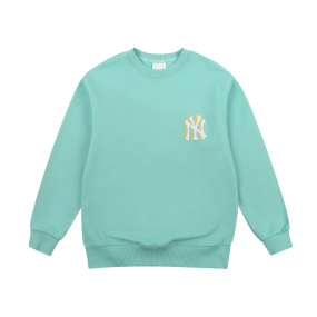 LIKE 팝콘 오버핏 맨투맨 뉴욕양키스