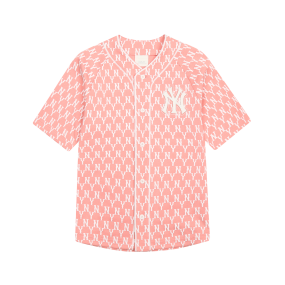 모노그램 베이스볼 셔츠 뉴욕양키스
