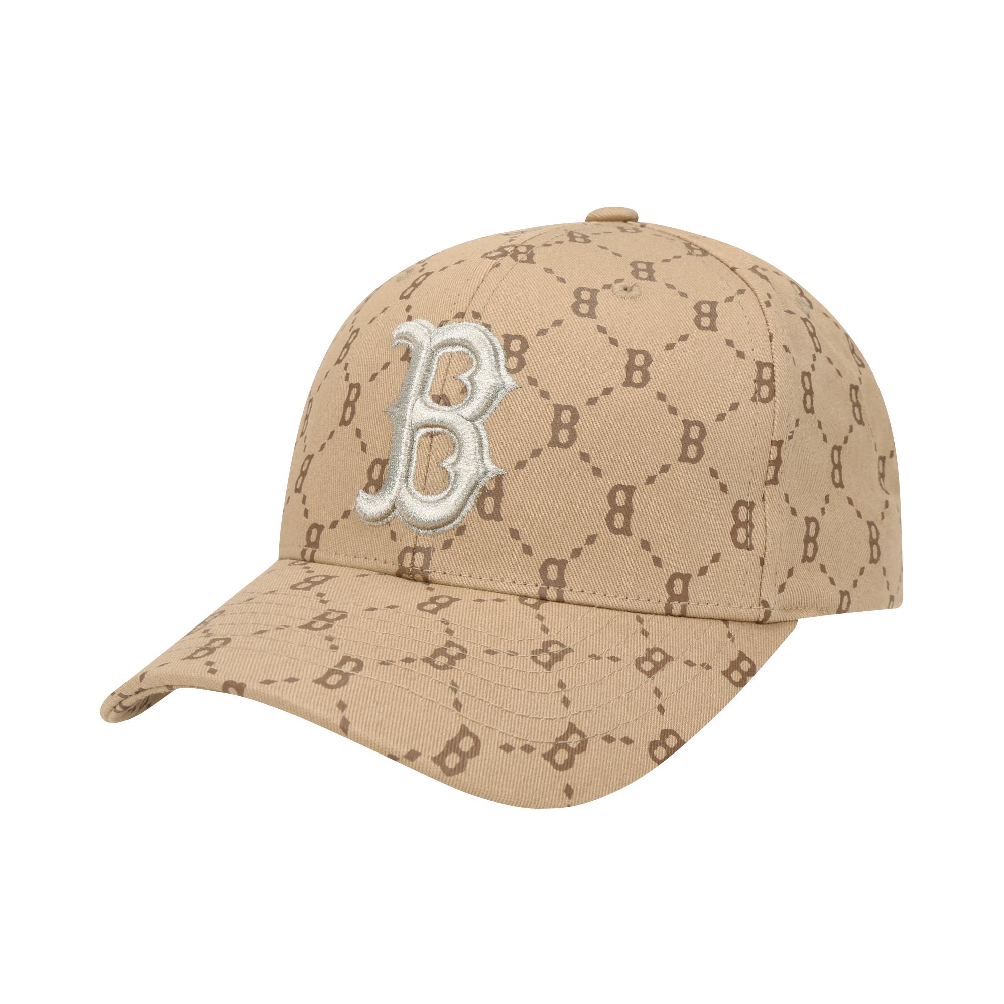 다이아 모노그램 커브조절캡 보스턴 레드삭스