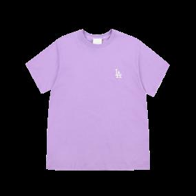 모노그램 메가로고 오버핏 반팔 티셔츠 LA다저스