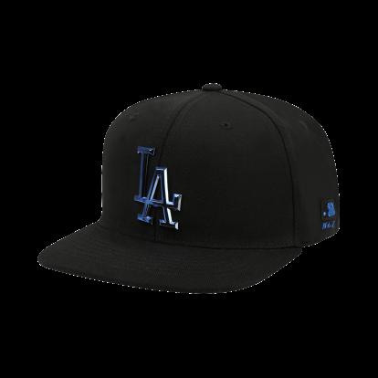 아노다이징 로고 스냅백 LA다저스