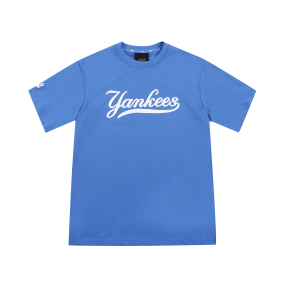 베이직 클래식 로고 반팔 티셔츠 뉴욕양키스