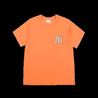 PRIDE TAG 오버핏 반팔 티셔츠 뉴욕양키스