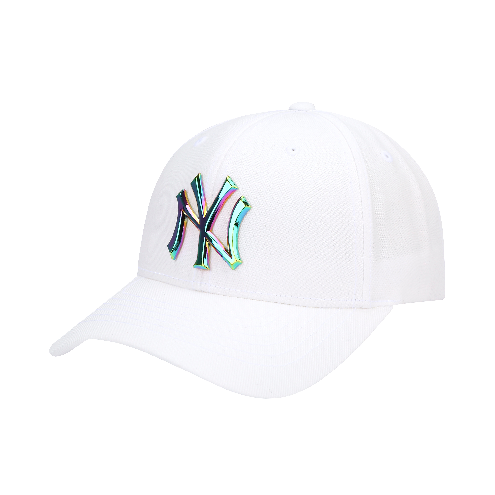 아노다이징 로고 스트럭쳐 볼캡 뉴욕양키스
