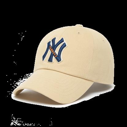 아플리케 로고 언스트럭쳐 볼캡 뉴욕양키스