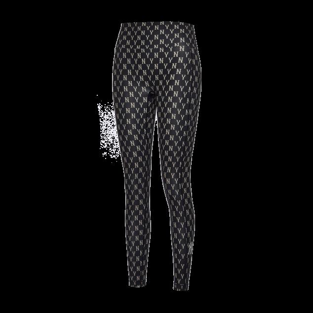 모노그램 패턴 폴리 레깅스 뉴욕양키스